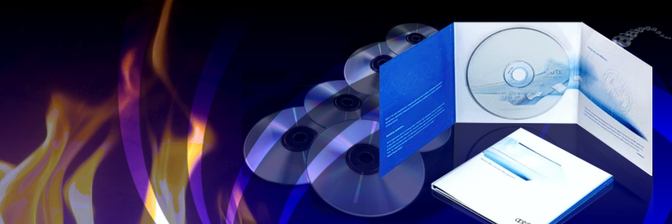 Custom CD's and DVD's